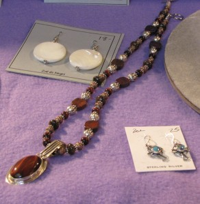 Another beautiful piece from Shamana Jewelry.