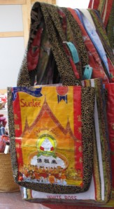 Another cool bag from Subedi Enterprises.