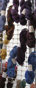 More skeins.
