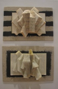 Wall art, Directories I&II by E. Shander Bawden