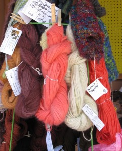 Skeins by Rio Fernando Farm.