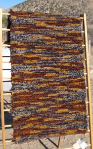 Wool shag, Coffee Bean
