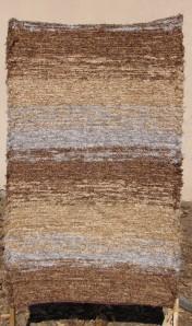 Cotton-rayon shag, Desert Sands
