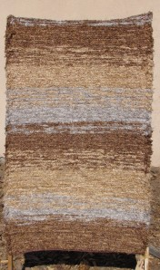 Cotton-rayon shag, Desert Sands