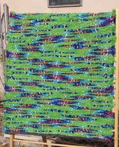 Wool shag, Green Leprechaun