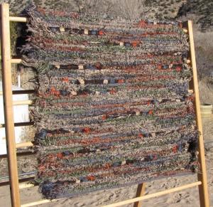 Wool Shag, Tree of Life