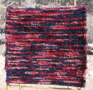 Wool shag