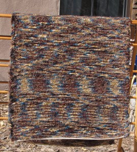 Wool shag, 36inx86in, Lizard Back