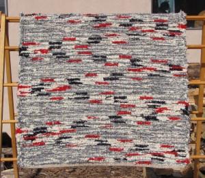 Wool shag, Winterberry Path