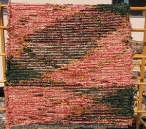 Wool shag, Bosque