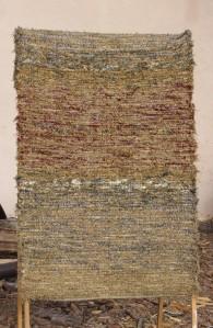 Cotton-rayon shag, 28inx56in, Fruit Cobbler