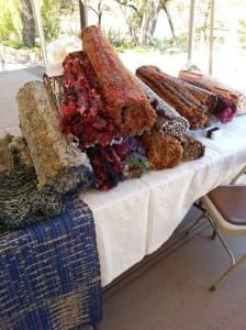 Rag Rugs by Cabin Textiles & Woven Hearth.